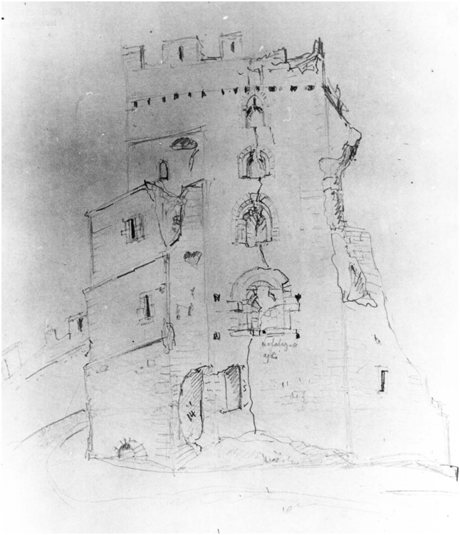 Gregus Antal rajza, 1872