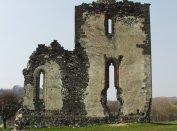 A taliándörögdi XIV. századi plébániatemplom szentélye