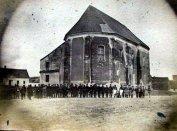 A 1868-ban lebontott templom