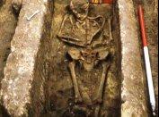 Kősír - pátyi temető