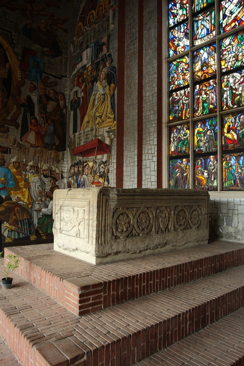 Székesfehérvár, Szent István szarkofágja